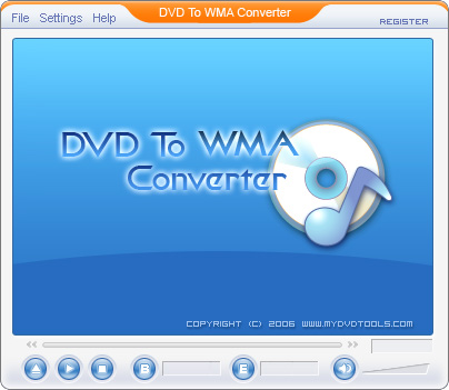 DVD to WAV Ripper is a DVD audio ripping tool easy to use with high ripping speed.