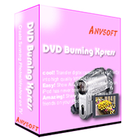 DVD Burning Xpress is a DVD authoring tool combined with video editing and DVD burning.