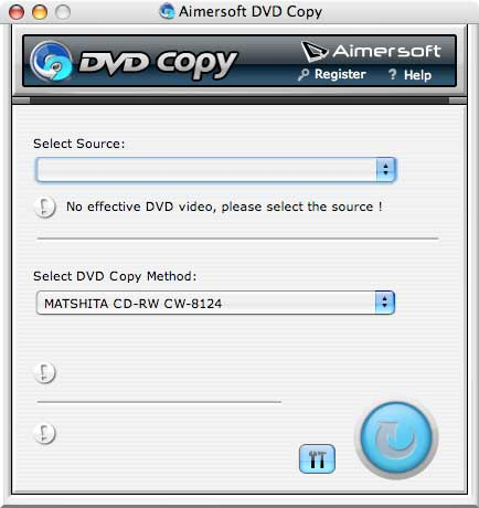 Aimersoft DVD Copy for Mac – Copy Protected DVD on Mac OS, best Mac DVD Copy Software