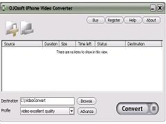 iPhone Video Converter - Windows Vista Supported