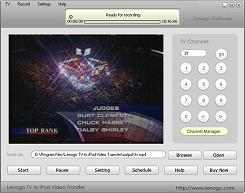Lenogo TV to iPod Video Transfer is a professional application for transferring TV shows into your iPod.