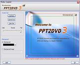 Burn PowerPoint presentations to DVD--Wondershare PPT2DVD--PowerPoint to DVD