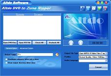 dvd ripper, dvd copy, dvd to zune(audio), dvd to zune(video), dvd to mp3, dvd to aac, dvd to zune converter, dvd converter