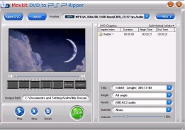 Movkit DVD to Zune Ripper - Convert DVD to Zune video, Zune Converter