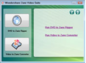 Wondershare Zune Video Suite - Convert Video DVD to Zune,Copy DVD to Zune
